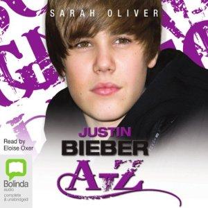 Justin Bieber A-Z audiobook cover art