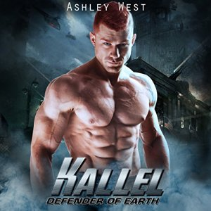 Kallel: A Sci-Fi Alien Warrior Paranormal Romance audiobook cover art