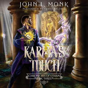 Karma's Touch audiobook cover art