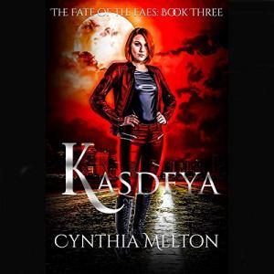 Kasdeya audiobook cover art
