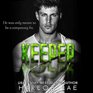 Keeper audiobook cover art