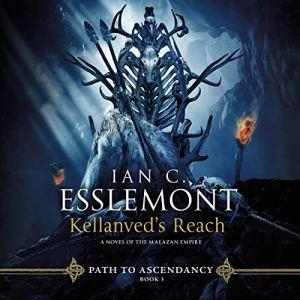 Kellanved's Reach audiobook cover art