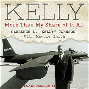 Kelly audiobook cover art