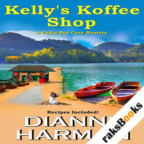Kelly's Koffee Shop audiobook cover art