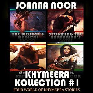 Khymeera Kollection #1 audiobook cover art