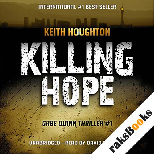 Killing Hope audiobook cover art