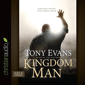 Kingdom Man audiobook cover art