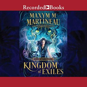 Kingdom of Exiles audiobook cover art