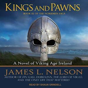 Kings and Pawns audiobook cover art