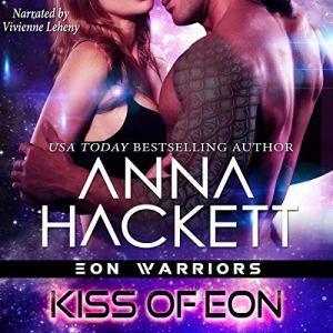 Kiss of Eon audiobook cover art
