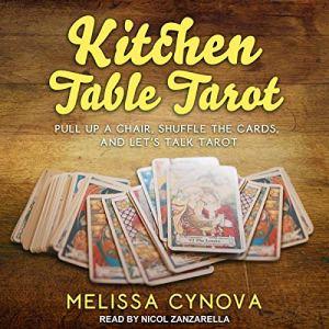 Kitchen Table Tarot audiobook cover art