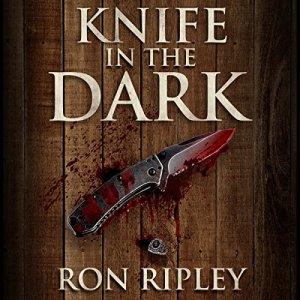 Knife in the Dark audiobook cover art