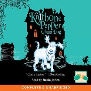 Knitbone Pepper audiobook cover art