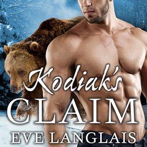Kodiak's Claim audiobook cover art