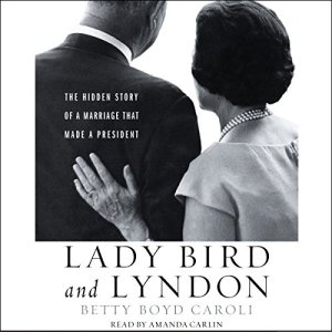 Lady Bird and Lyndon audiobook cover art