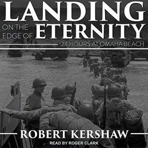 Landing on the Edge of Eternity audiobook cover art