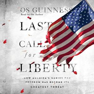 Last Call for Liberty audiobook cover art