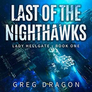 Last of the Nighthawks audiobook cover art