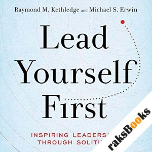 Lead Yourself First audiobook cover art