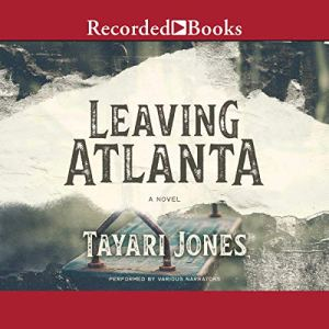 Leaving Atlanta audiobook cover art