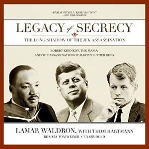 Legacy of Secrecy audiobook cover art