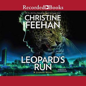 Leopard's Run audiobook cover art