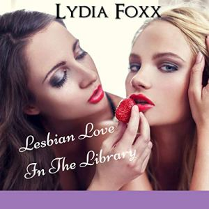Lesbian Love in the Library audiobook cover art
