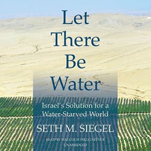 Let There Be Water audiobook cover art