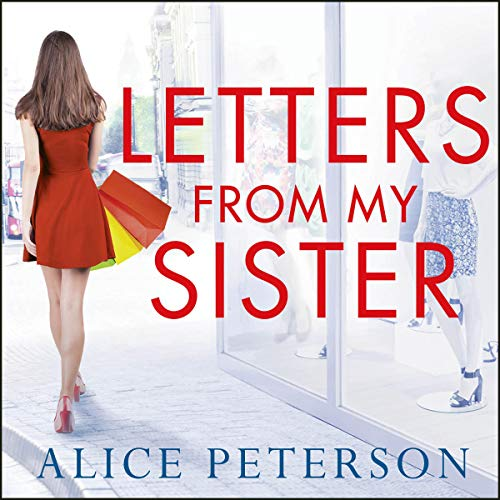 Letters from My Sister audiobook cover art