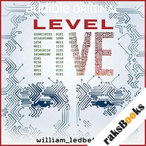 Level Five audiobook cover art