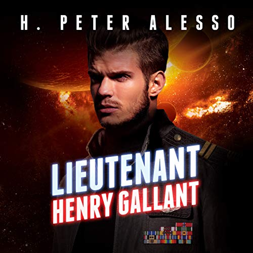 Lieutenant Henry Gallant audiobook cover art