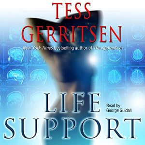 Life Support audiobook cover art