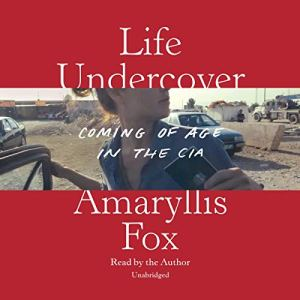 Life Undercover audiobook cover art