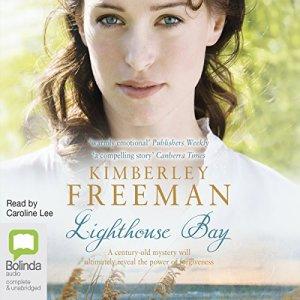 Lighthouse Bay audiobook cover art