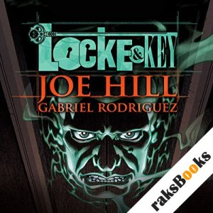 Locke & Key audiobook cover art