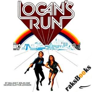 Logan's Run audiobook cover art