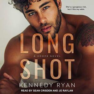 Long Shot: A HOOPS Novel audiobook cover art