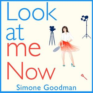 Look at Me Now audiobook cover art