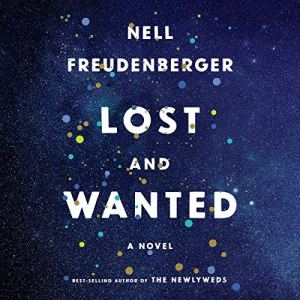 Lost and Wanted audiobook cover art