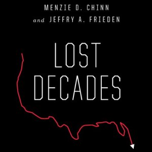 Lost Decades audiobook cover art