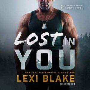 Lost in You audiobook cover art