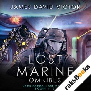 Lost Marine Omnibus audiobook cover art