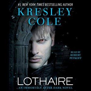 Lothaire: Immortals After Dark, Book 12 audiobook cover art