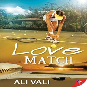 Love Match audiobook cover art