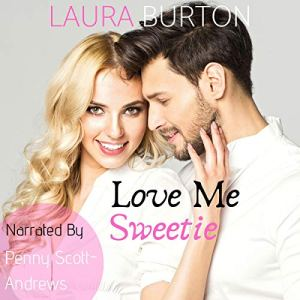 Love Me, Sweetie audiobook cover art