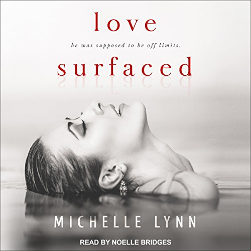 Love Surfaced audiobook cover art