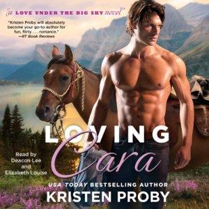 Loving Cara audiobook cover art