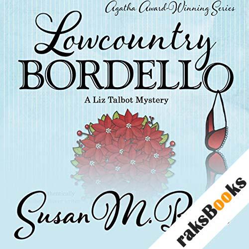 Lowcountry Bordello audiobook cover art