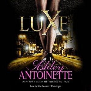 Luxe audiobook cover art