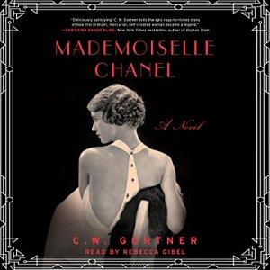 Mademoiselle Chanel audiobook cover art